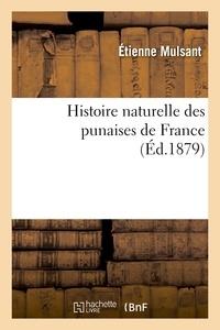 Claudius Rey et Étienne Mulsant - Histoire naturelle des punaises de France.