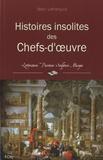 Marc Lefrançois - Histoires insolites des chefs-d'oeuvre.
