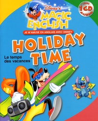 Hachette - Holiday Time. 1 CD audio