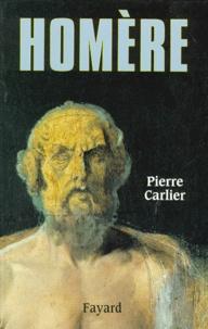 Pierre Carlier - Homère.