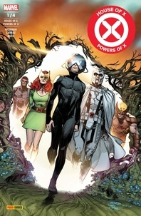 Jonathan Hickman et Pepe Larraz - House of X/Powers of X N° 1 : .