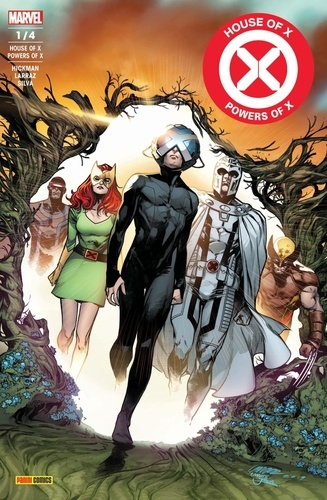 House of X/Powers of X N° 1