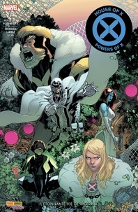 Jonathan Hickman et Pepe Larraz - House of X/Powers of X N° 2 : L'étonnante vie de Moira X.