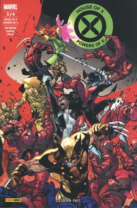 Jonathan Hickman et Pepe Larraz - House of X/Powers of X N° 3 : .