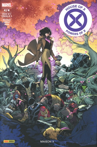 House of X/Powers of X N° 4 Maison X