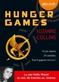 Suzanne Collins - Hunger Games Tome 1 : . 1 CD audio MP3