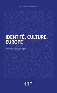 Renaud Zuppinger - Identité, culture, Europe.