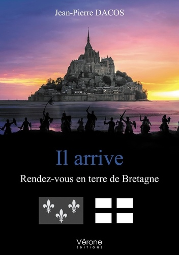 Jean-Pierre Dacos - Il arrive.