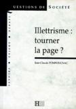 Jean-Claude Pompougnac - Illettrisme - Tourner la page ?.