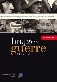 Olivier Wieviorka et Jean-Pierre Bertin-Maghit - Images de guerre 1940-1945 - Les actualités cinématographiques français de la Seconde Guerre mondiale, DVD-ROM.