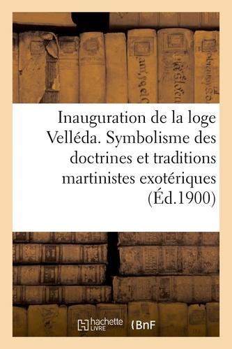 Hachette BNF - Inauguration de la loge Velléda.