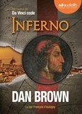 Dan Brown et François d' Aubigny - Inferno. 2 CD audio