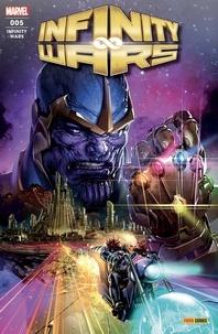 Gerry Duggan et Mike Jr Deodato - Infinity Wars N°5 : L'héritage de Thanos.