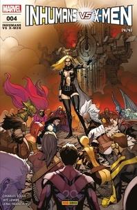 Alain Guerrini - Inhumans vs X-Men N°4, octobre 2017 : .
