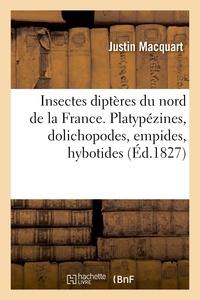 Insectes diptères du nord de la France - Platypézines, dolichopodes, empides, hybotides.pdf