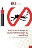 Mohamed Lamine Kourouma - Insuffisance rénale au cours du traitement du paludisme.