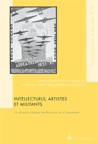 Anne Dulphy - Intellectuels, artisets et militants.