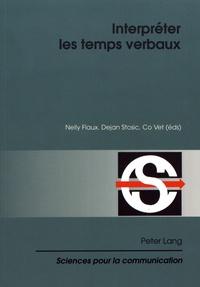 Nelly Flaux et Dejan Stosic - Interpréter les temps verbaux.