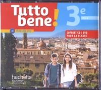 Ivan Aromatario - Italien LV2 3e A2 Tutto bene!. 1 DVD + 2 CD audio