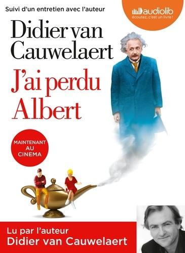 J'ai perdu Albert  avec 1 CD audio MP3