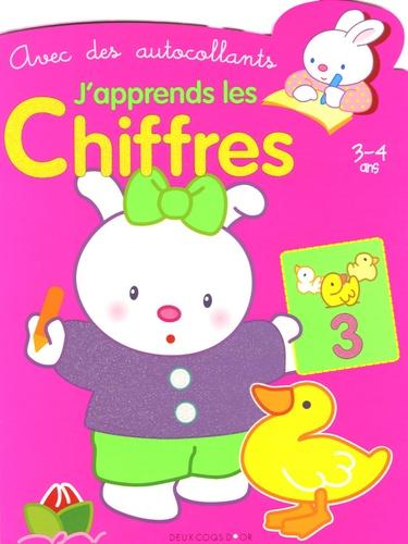 Hachette - J'apprends les Chiffres.