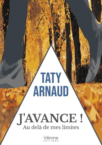 Arnaud Taty - J'avance !.