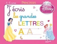 Histoiresdenlire.be J'écris les grandes lettres Princesses - 4-6 ans Image