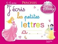 Corridashivernales.be J'écris les petites lettres Princesses - 4-6 ans Image