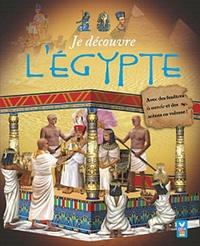 Je découvre l'Egypte -  Hachette | Showmesound.org