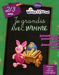 Hachette - Je grandis avec Winnie 2/3 ans.