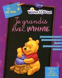 Hachette - Je grandis avec Winnie 2 ans.
