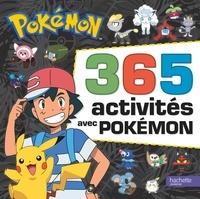Livres gratuits pour télécharger Kindle Fire 365 activités avec Pokémon par Hachette Jeunesse