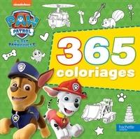 Manuel allemand pdf téléchargement gratuit 365 coloriages La pat' patrouille par Hachette Jeunesse en francais