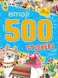 Hachette Jeunesse - 500 stickers Emoji.