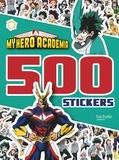 Hachette Jeunesse - 500 stickers My hero academia.
