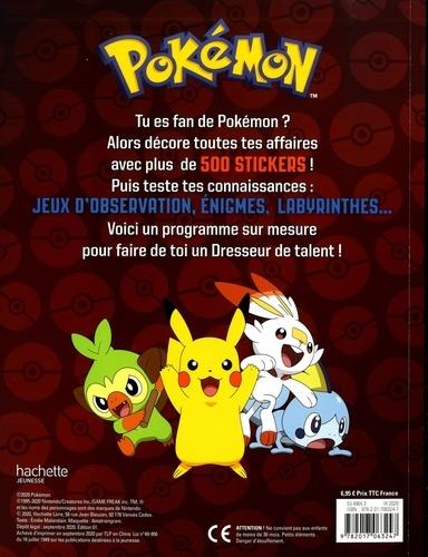 500 stickers Pokémon