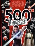 Hachette Jeunesse - 500 stickers Star Wars Les derniers Jedi.