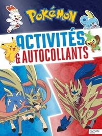 Hachette Jeunesse - Activités et autocollants Pokémon.