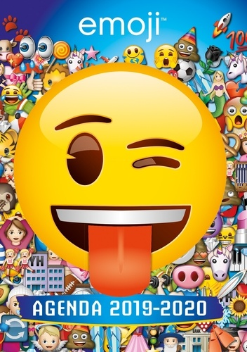 Agenda Emoji Poche
