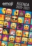 Hachette Jeunesse - Agenda Emoji.
