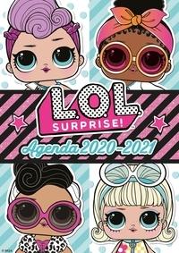 Hachette Jeunesse - Agenda L.O.L. Surprise !.
