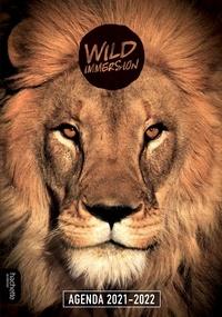 Hachette Jeunesse - Agenda Wild Immersion.