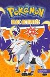 Hachette Jeunesse - Bloc activités Pokémon - 6+.