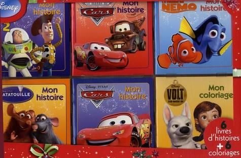 Hachette Jeunesse - Coffret 6 livres d'histoire.