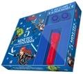 Hachette Jeunesse - Coffret Avengers - Avec 1 lampe de poche magique.