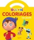Hachette Jeunesse - Coloriages Oui-Oui les jouets.