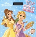 Hachette Jeunesse - Disney Princesses - Avec des stickers.
