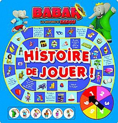 Hachette Jeunesse - Histoire de jouer !.