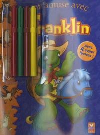Hachette Jeunesse - Je m'amuse avec Franklin.