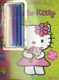 Hachette Jeunesse - Je m'amuse avec Hello Kitty.